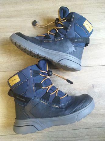 Сапоги ботинки geox