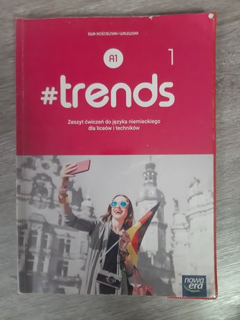 Trends 1 ćw dla lo i technikum