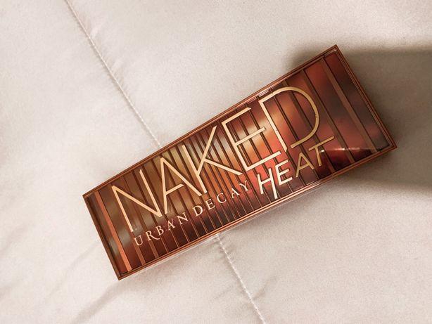Paleta Naked Heat