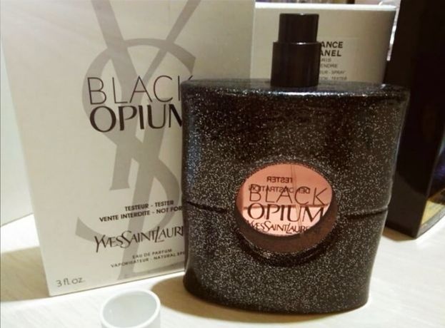 Духи Black Opium YvesSaintLaurent