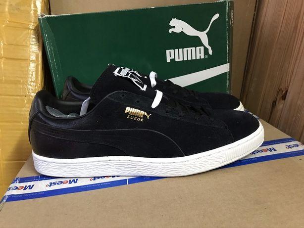 Puma Suede Classic, Кожа, Оригинал