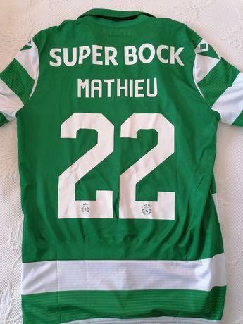 Camisola Sporting 19/20 / Mathieu