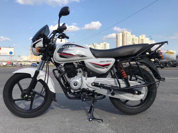 Мотоцикл BAJAJ BOXER 150 UG Бесплатная доставка! Рассрочка!