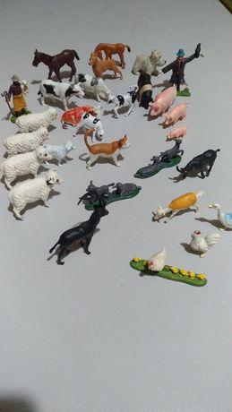 Набір фірмових іграшкових звірів (28 штук)