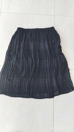 Czarna spódniczka spódnica plisowana Top secret 42