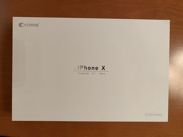 IPhone XS 256GB Cinzento Sideral + Airpods 2019 + KIT Premium (Novo)