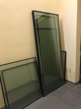 Окна, стекло, стеклопакеты