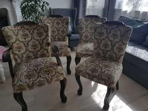 Sprzedam 2 fotele 2 krzesła