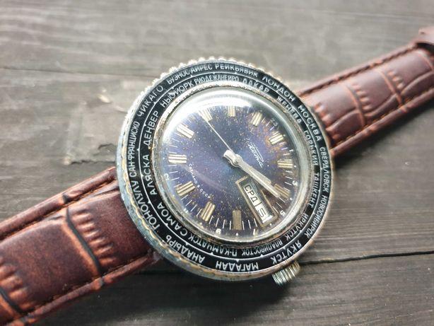 Zegarek męski Rakieta Raketa World Time CCCP