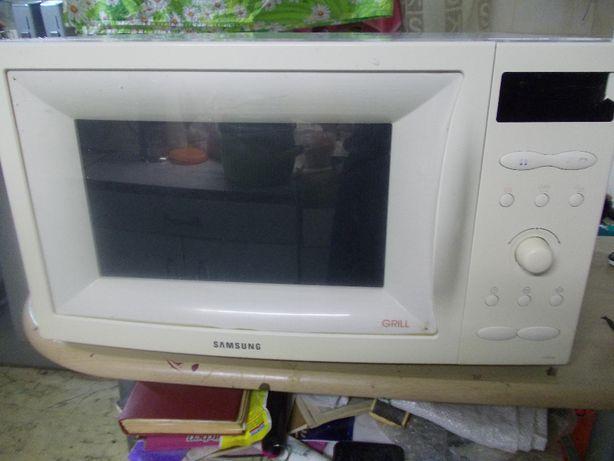 Микроволновая / СВЧ / печь Самсунг с грилем-разборка