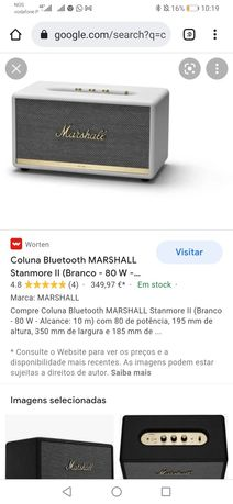Coluna Marshall Stanmore II