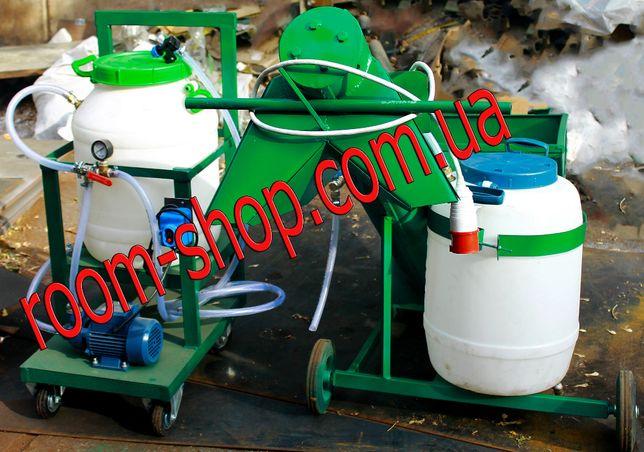 Протруювач, насіння, шнековий, шнековый погрузчик, протравитель семян