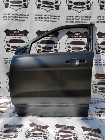 Двери на Ford Explorer 2011-2019 капот бампер подкрылок