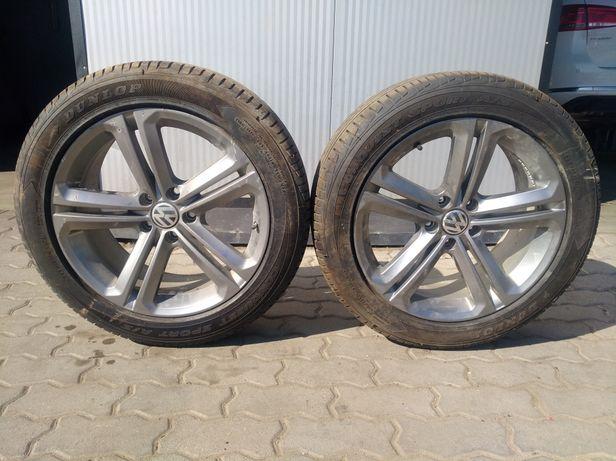 235/50R18 Dunlop ET30 5x112 шини диски ПОШТУЧНО 250$ 1шт vw tiguan