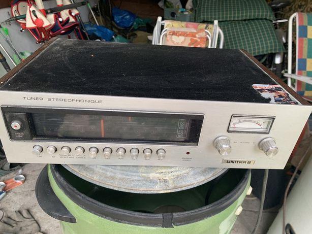 Tuner stereophonique Radio Unitra