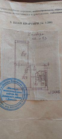 Продам 2х комнатную квартиру в Ленинском районе