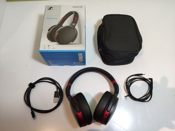 Sennheiser HD 4.5 BTNC - Bluetooth & Noise Cancelling