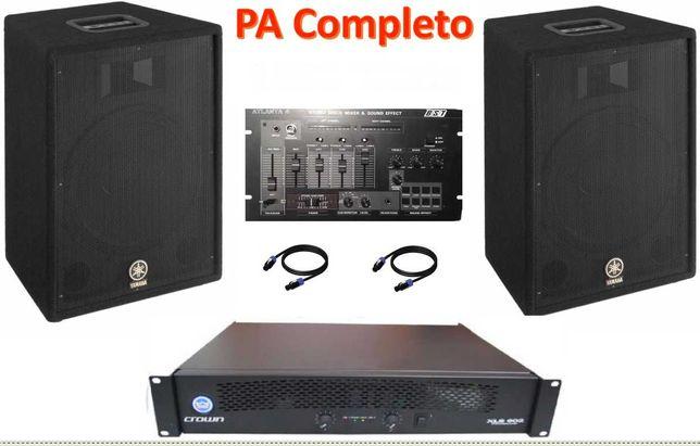 SOM PARA FESTAS DJ - Sistema Alta Qualidade