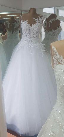Suknia ślubna kolekcja MS MODA model ARSENIE