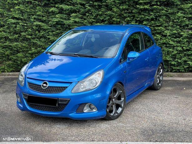 Opel Corsa OPC + Escape FRIEDRICH Motorsport