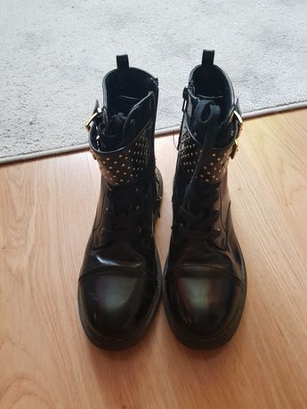 disney Violetta buty ocieplane kożuchem roz 37