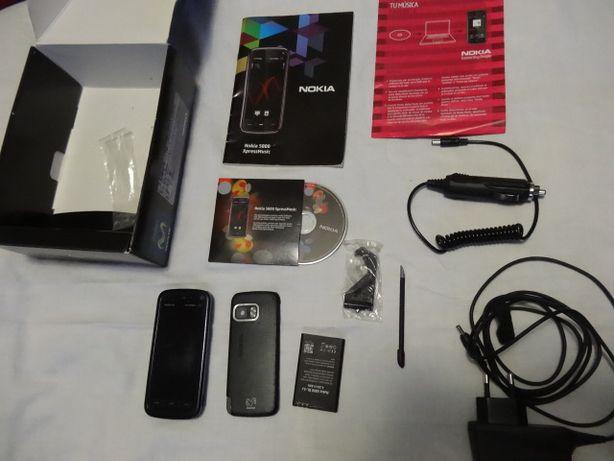 Мобильный телефон с сенсорным экраном Nokia 5800 XpressMusic