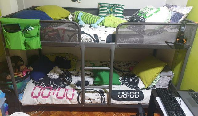 Beliche de duas camas (urgente)