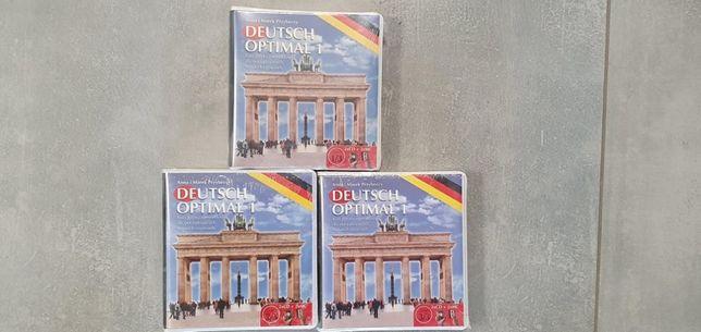 Kurs języka niemieckiego dla początkujących na CD i kasetach