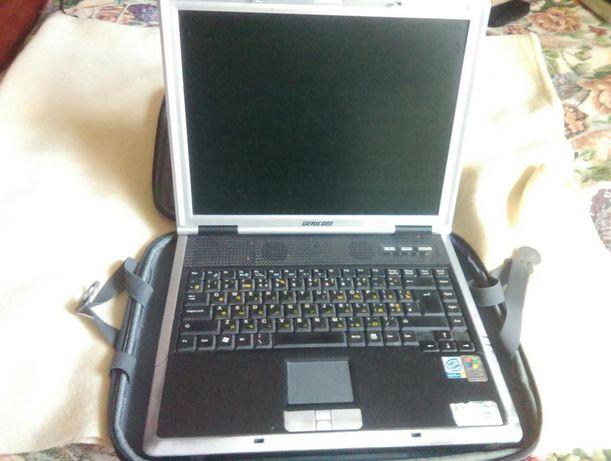 Gericom Hummer ноутбук, нерабочий