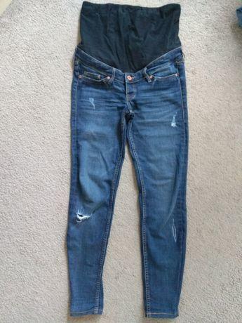 Spodnie ciążowe h&m 36