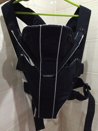 Кенгуру BabyBjorn Baby Carrier Miracle рюкзак chicco переноска