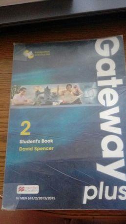 Gateway plus 2 podręcznik do j.angielskiego