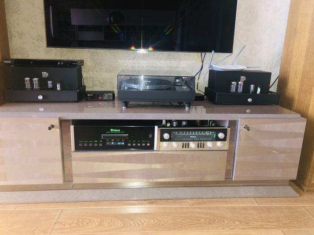 Продается комплект HI-FI аппаратуры Thorens SME ORNOFON Mcintosh
