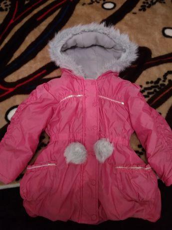 Куртка курточка демисезонная для девочки