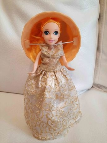 Лялька-кекс+ горщик для пупса