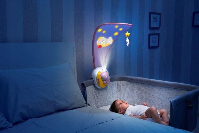 Projektor nad łóżeczko Chicco nie używany