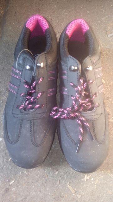 Buty robocze damskie