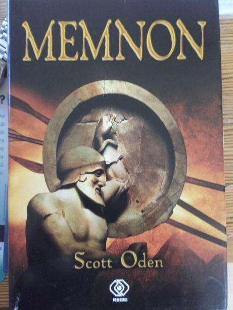 """Scott Oden """"Memnon"""""""