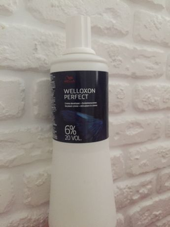 Оксидант welloxon perfect 6% 1000 мл