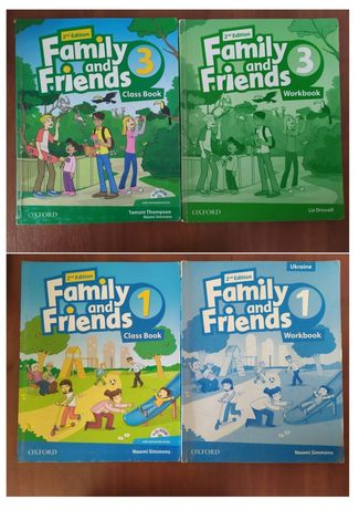 Family and friends 1 3