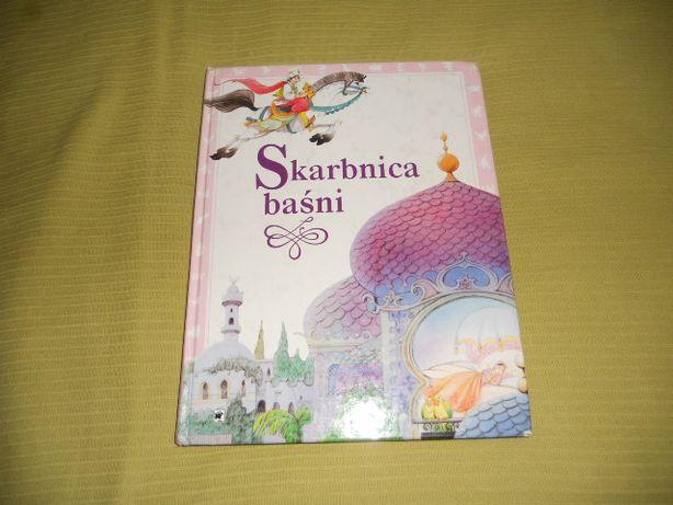 """Skarbnica baśni"""" książka dla dzieci 23 baśnie"""