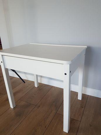 Biurko białe Ikea Sundvik dziecko