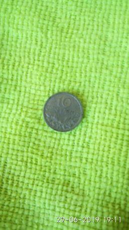 Vendo moeda 10 centavos de 1970