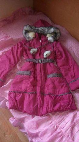 Куртка на меху( пуховик)