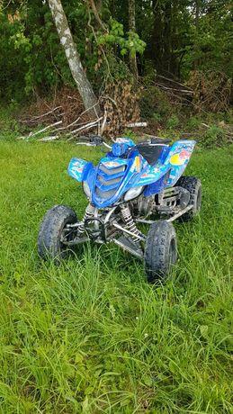 Yamaha Raptor 660