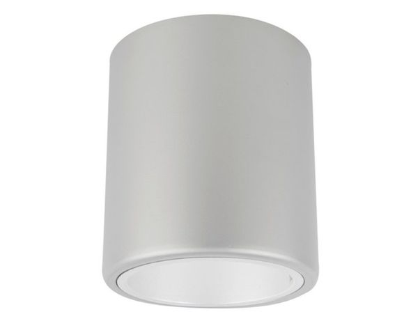 Lampa Sufitowa natynkowa szara Business Class Design II