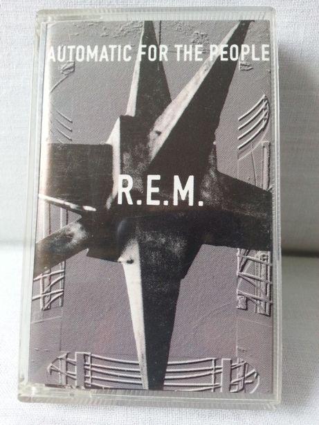 Kaseta magnetofonowa Rem Automatic for the people
