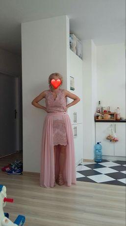 Przepiękna sukienka m/l