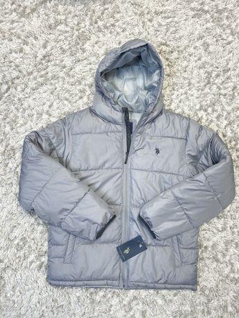 Новая оригинальная мужская курточка US polo