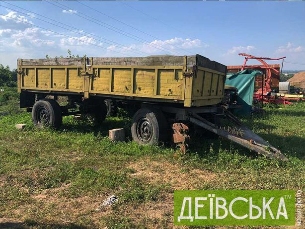 Причіп ГКБ 8328 (для ЗИЛ, КАМАЗ)
